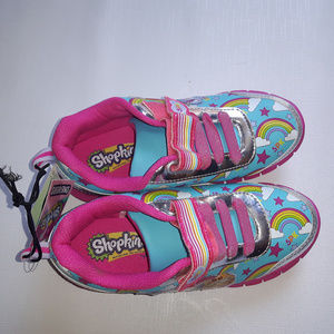 NEW SHOPKINS GIRLS SHOES CUTE SPK SHOPKINS SHOES